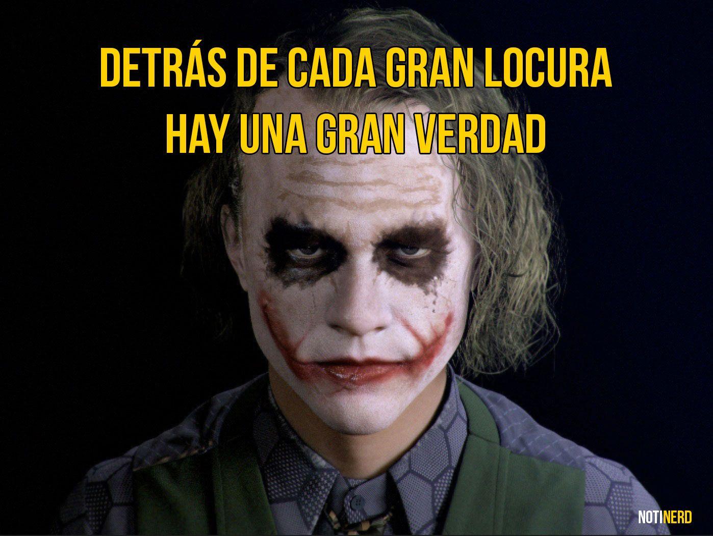 Galeria 13 Frases Cruelmente Verdaderas Y Reflexivas De The Joker