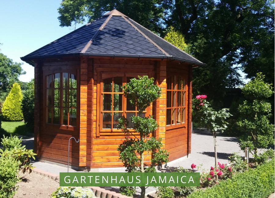 Lasita Maja Gartenpavillon Jamaica Garten pavillon