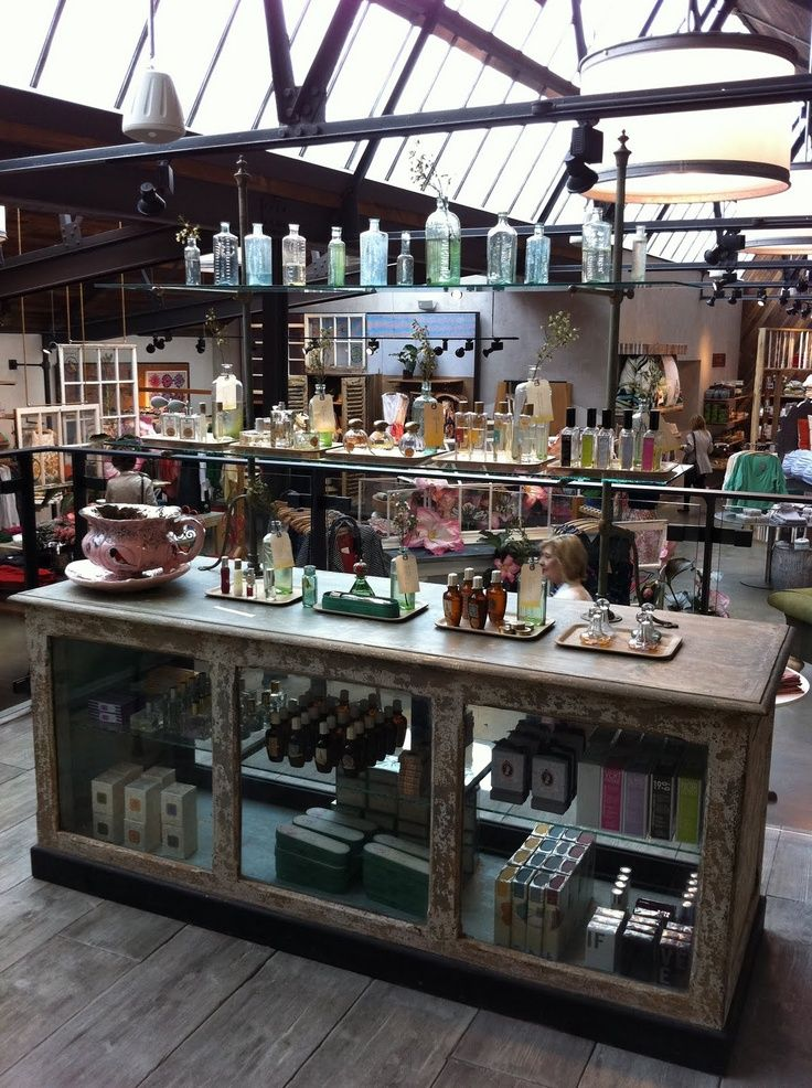anthropologie in the antiquarius antiques market google search perfumery space inspiration. Black Bedroom Furniture Sets. Home Design Ideas