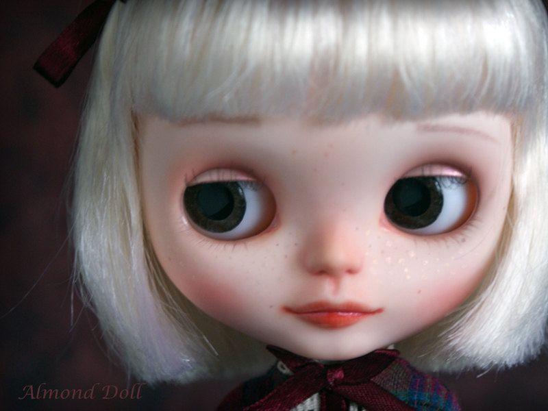 Reserved for Molly Linn -Ooak custom Blythe doll,