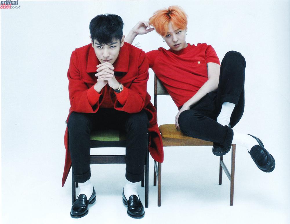 Magazine「GQ KOREA」August Issue Photo