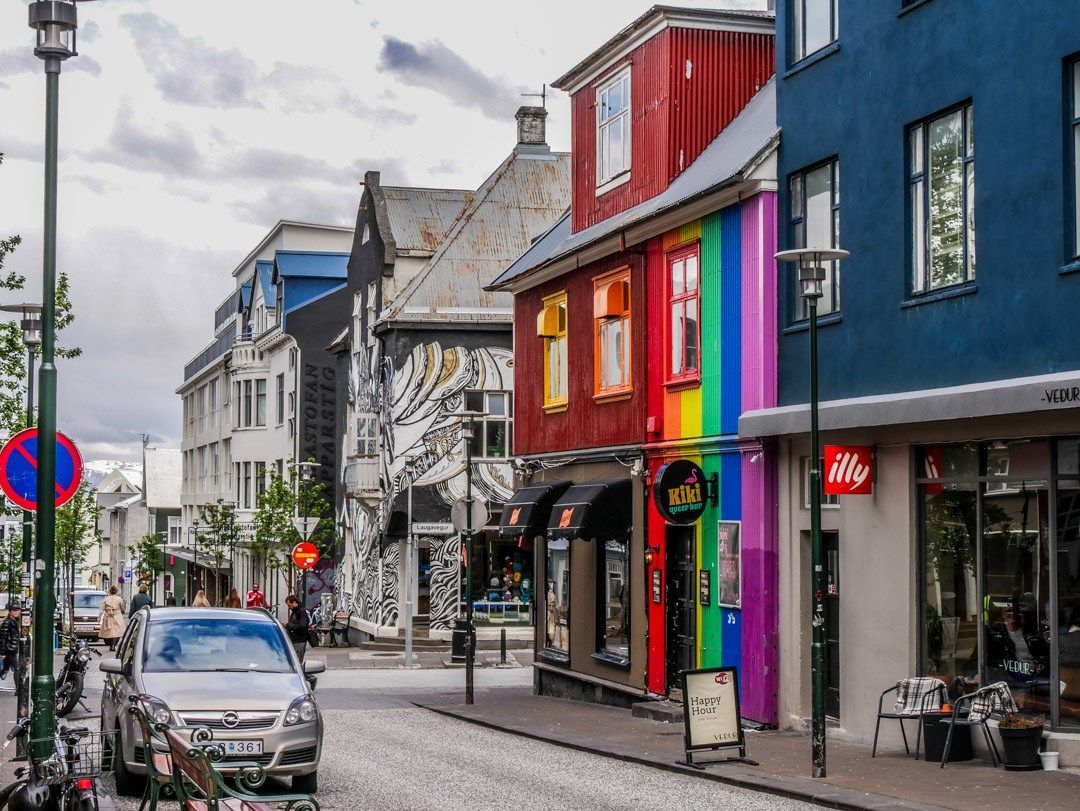 Self guided walking tour reykjavik colourful buildings how to self guided walking tour reykjavik do it yourself and save money easy to navigate routes with all the main reykjavik points of interest solutioingenieria Images