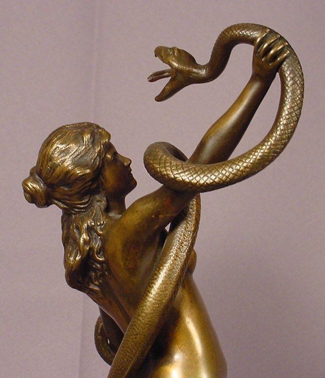 snake charmer nude pics