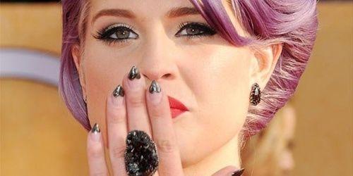 30 Celebrity Nail Art from 2013 - 30 Celebrity Nail Art From 2013 Celebrities Pinterest