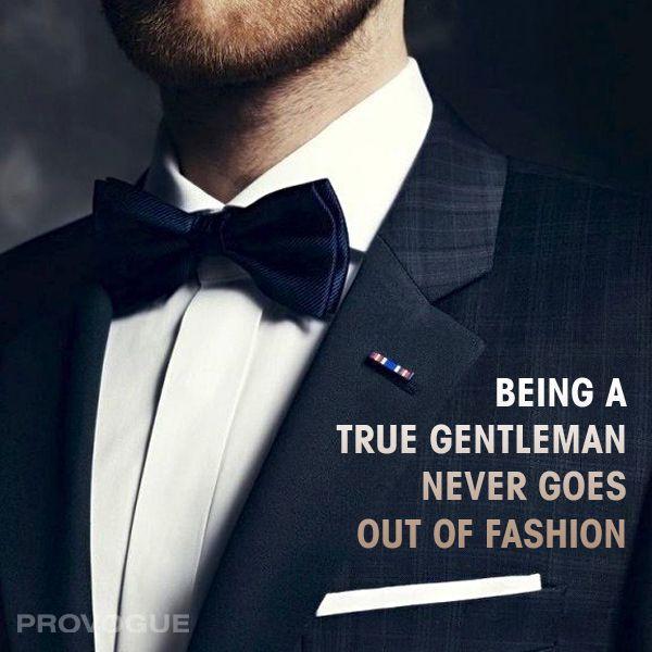 #gentleman quote