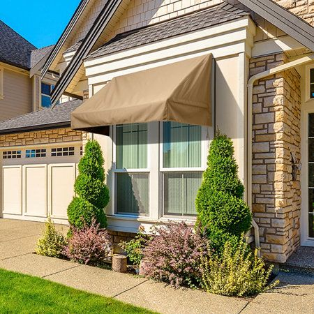Retractable Door & Window Awning (With images) | House ...
