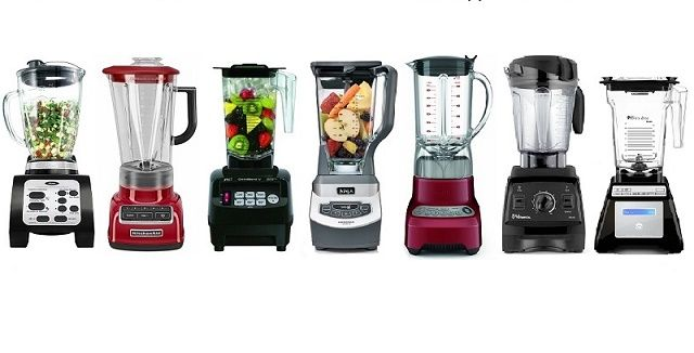 Different Types Of Blenders How To Choose The Right One