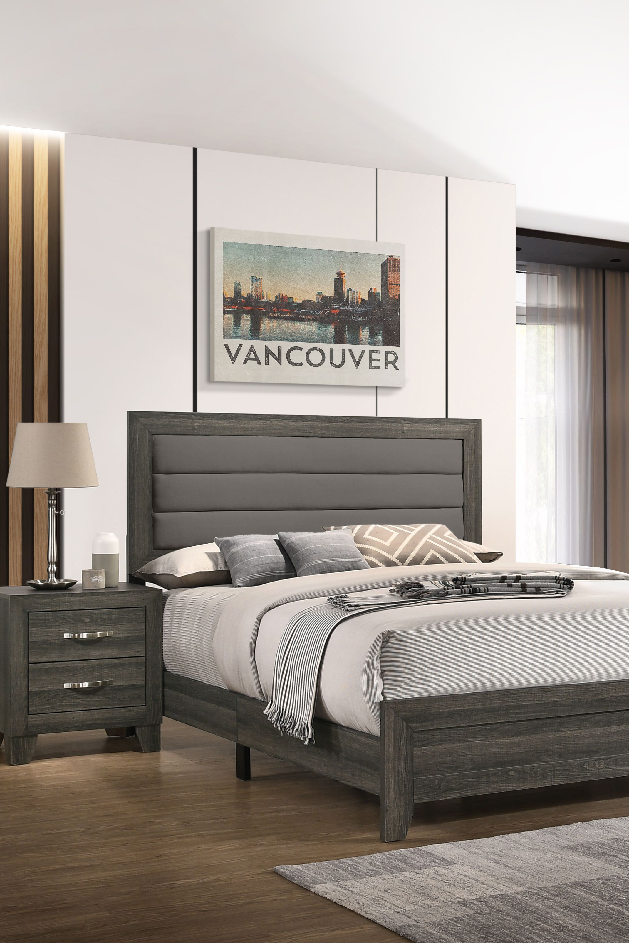 Furniture Row Black Friday Deals: Darby Queen Bed  Bedroom sets