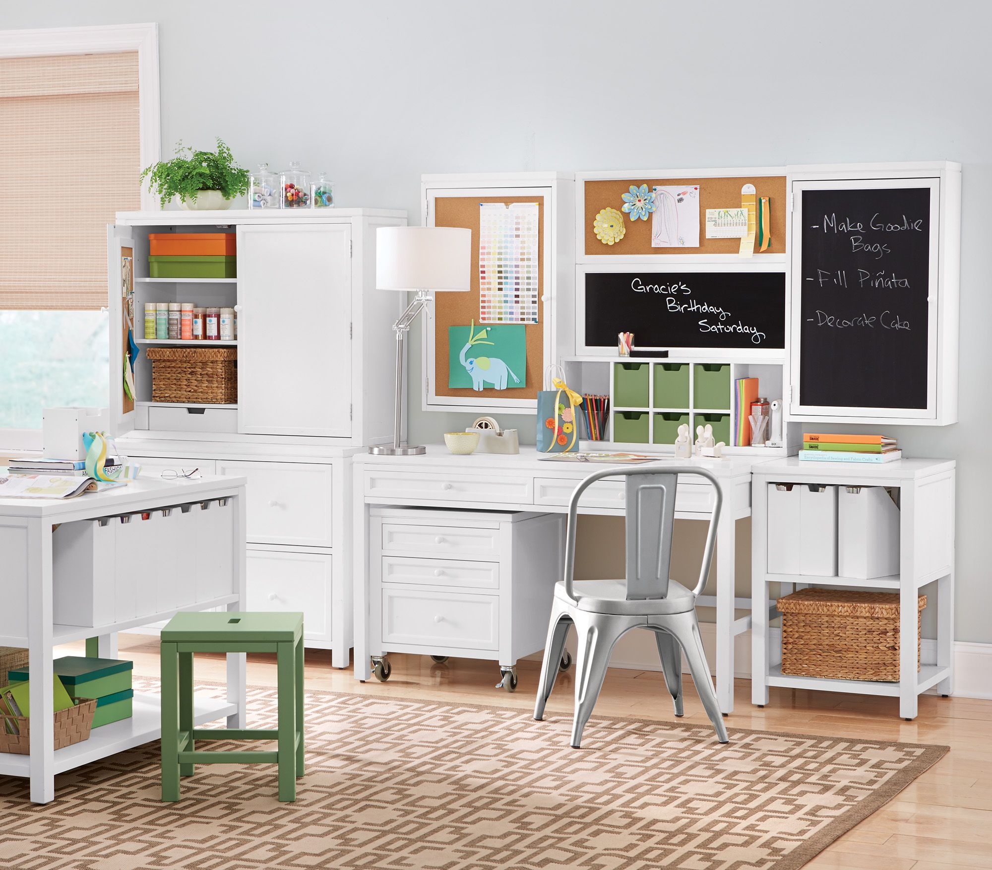 Dream Craft Room Thanks To Our Martha Stewart Living Craft Space