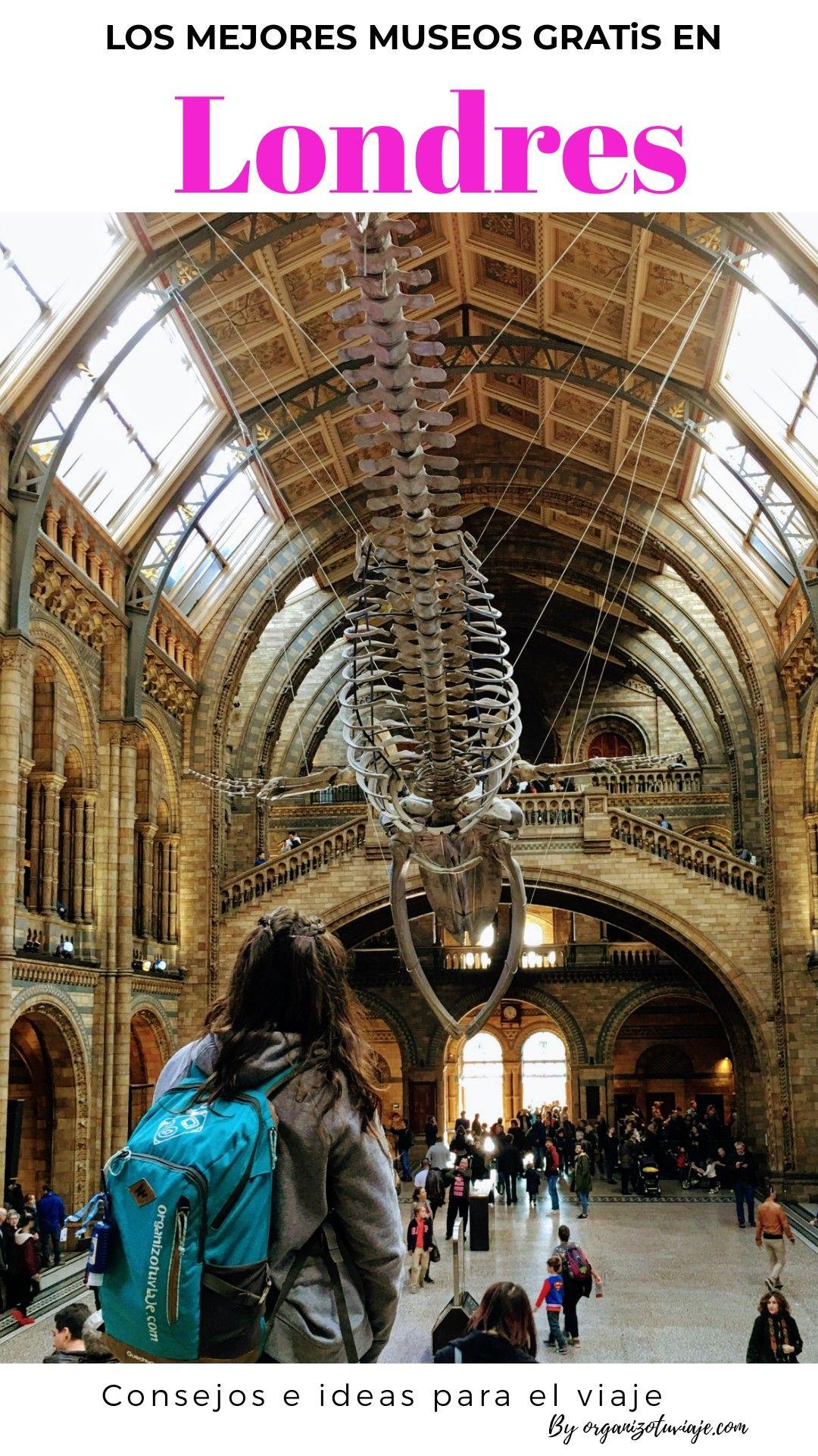 Los Mejores Museos Gratis En Londres Londres Museos Londres Viaje A Europa
