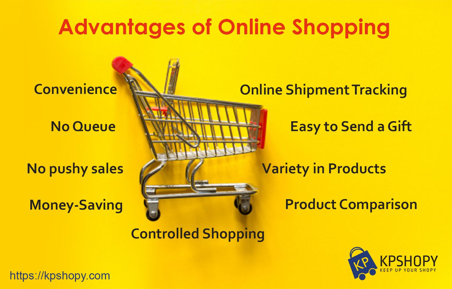 Advantages and disadvantages of online shopping in 2020
