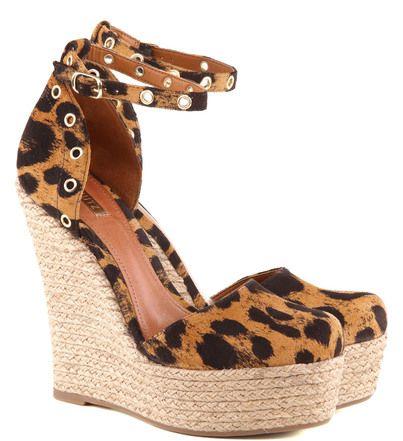 de7bebc0b ANABELA ESPADRILLE ONÇA | Shoes | Shoes, Espadrilles e Store