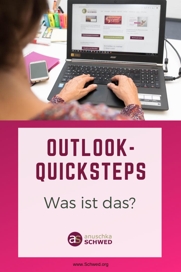 Outlook Quicksteps Erstellen Tipps Und Tricks