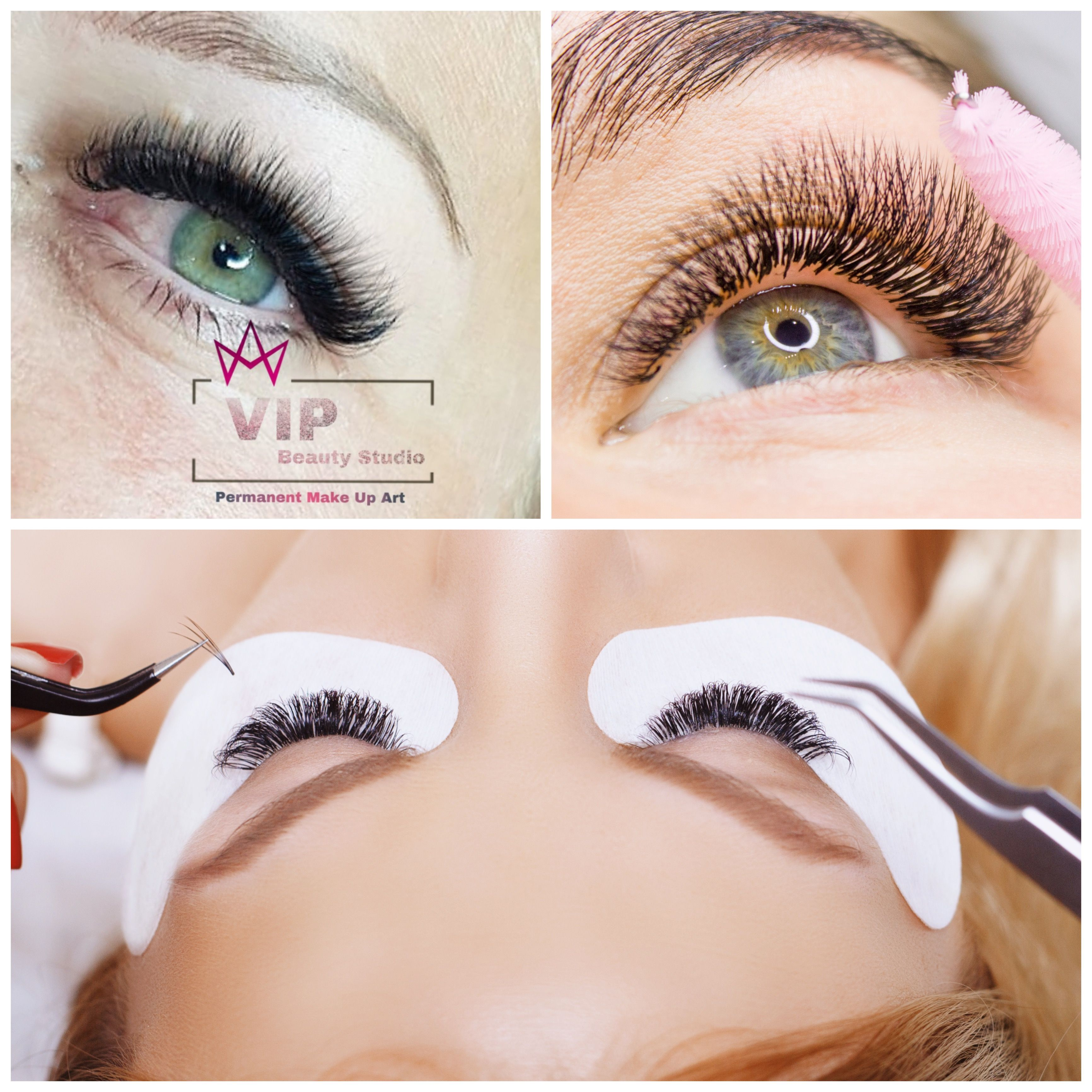 Vip Beauty Studio Permanent Make Up Art In Ingolstadt Wimpernverlangerung Wimpern Lidstrich