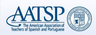 AATSP- American Association of Teachers of Spanish and Portuguese