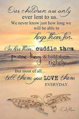 I love you so much my children and grandchildren  Thankful