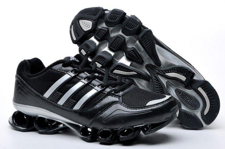 Adidas Bounce Titan Mens Black Silver Athletic Running Shoes adidas bounce  running shoes Regular Price: