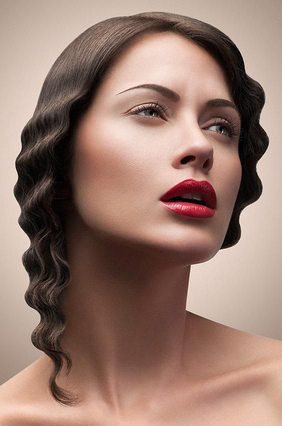 Change Your Hairstyle Online Women | Nice lips, Lips and Make up