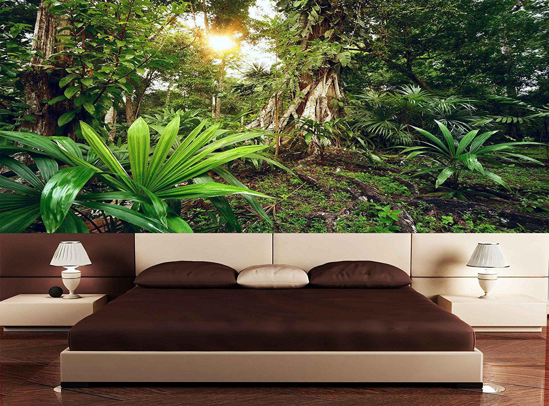*werbung | Dschungelfeeling Für Das Schlafzimmer / Wohnzimmer Oder Auch Das  Terrarienzimmer: Wand Poster