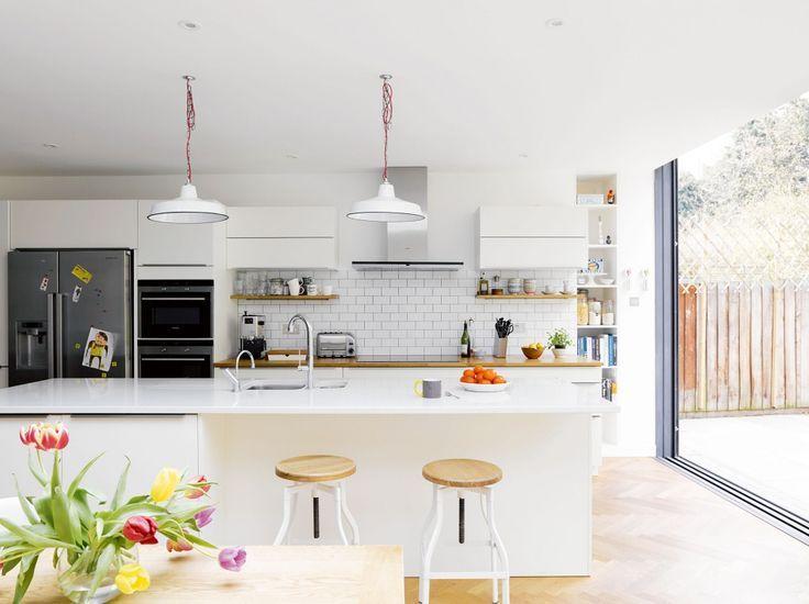 Open Plan Kitchen, Decks