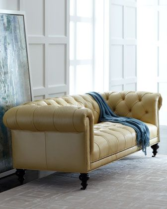 morgan sunshine chesterfield leather sofa 86 chesterfields rh pinterest com