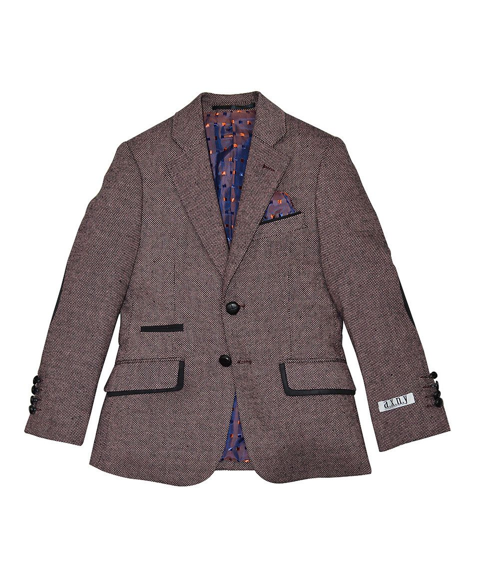 ccc51deff Love this American Exchange Pink Tweed Wool-Blend Blazer - Toddler ...