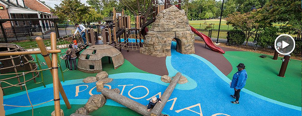 Playground Equipment & Park Playgrounds - Landscape Structures Inc