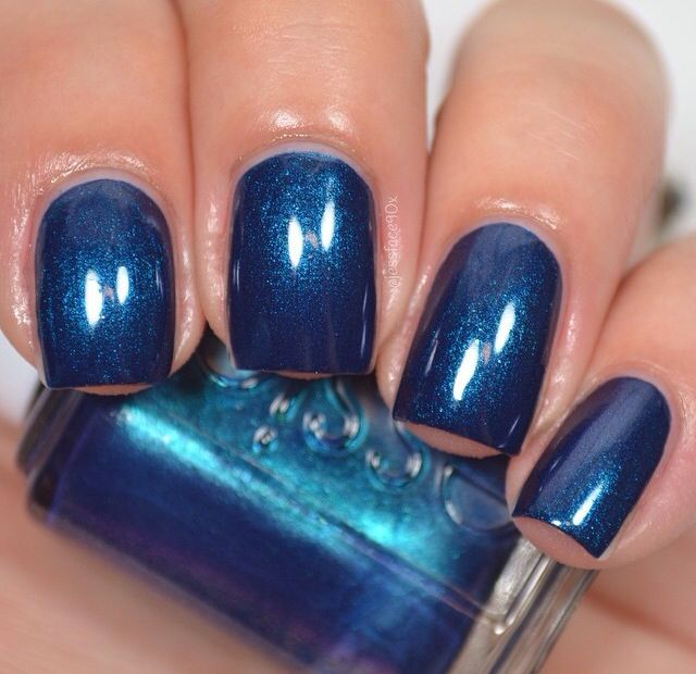 Essie - Bell-Bottom Blues (Fall 2015 Leggy Legends Collection ...