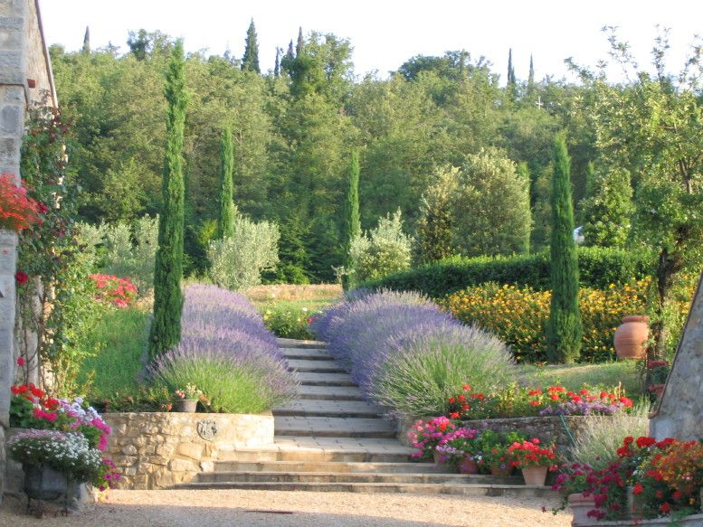 Merveilleux Tuscany Gardens | These Were My Inspiration Pictures.