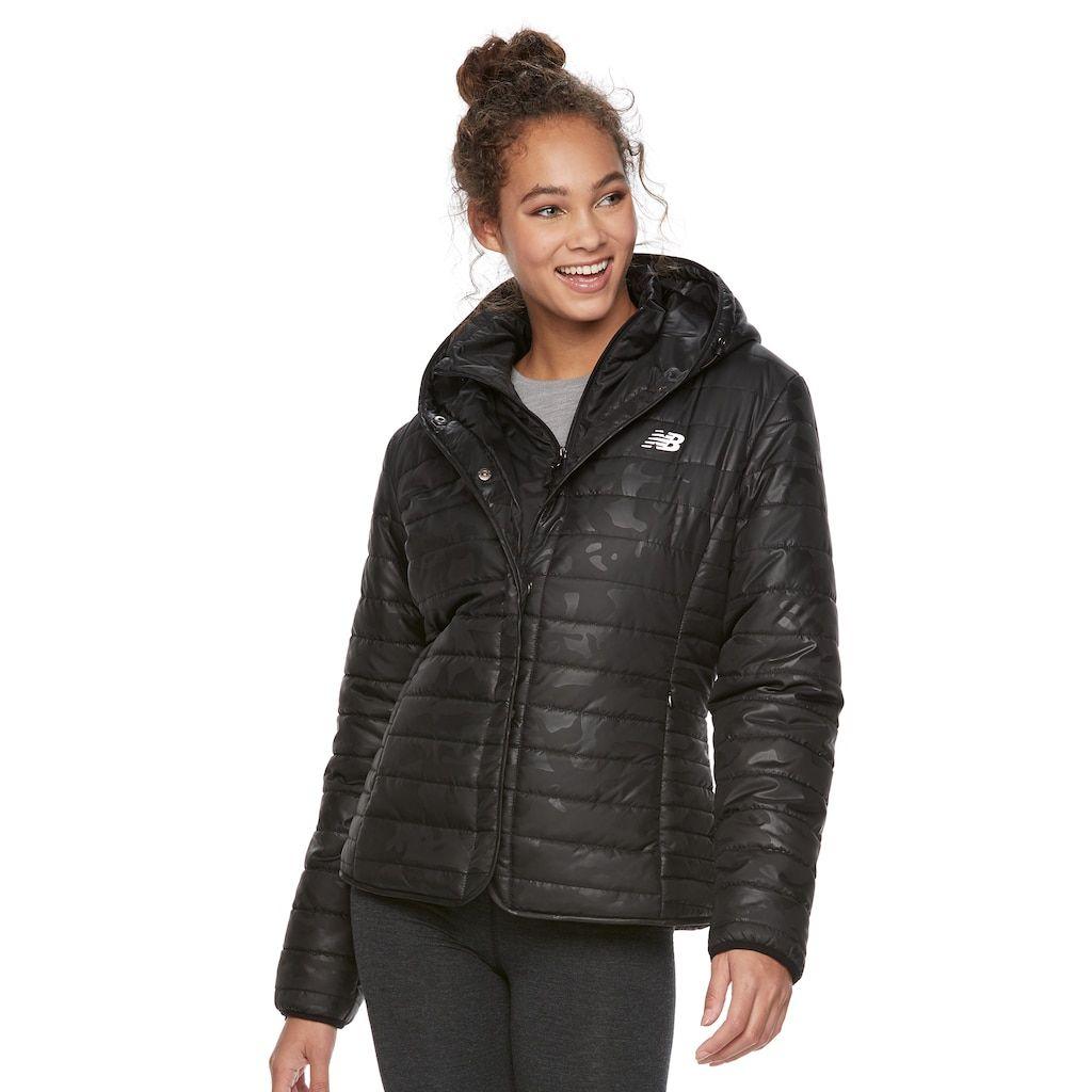 6cce4643a9e69 Women's New Balance Puffer Jacket | Products | Puffer jackets ...