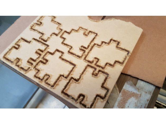 GrblGrus's Cube Puzzle cnc/laser by vortex_pr
