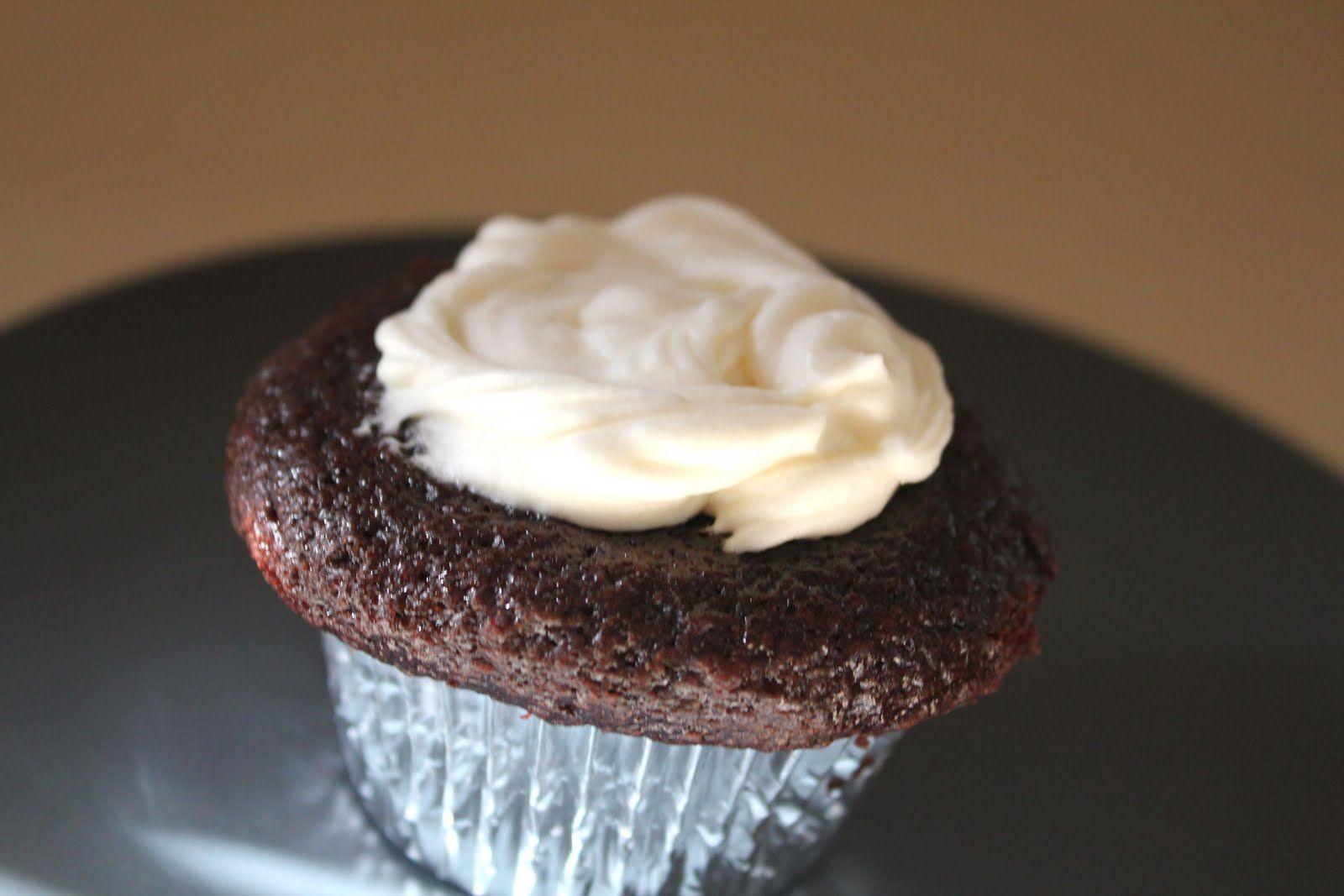 Sweet & Savory :: The Caramel Jar Blog: Recipe :: Perfect Chocolate Cupcakes!