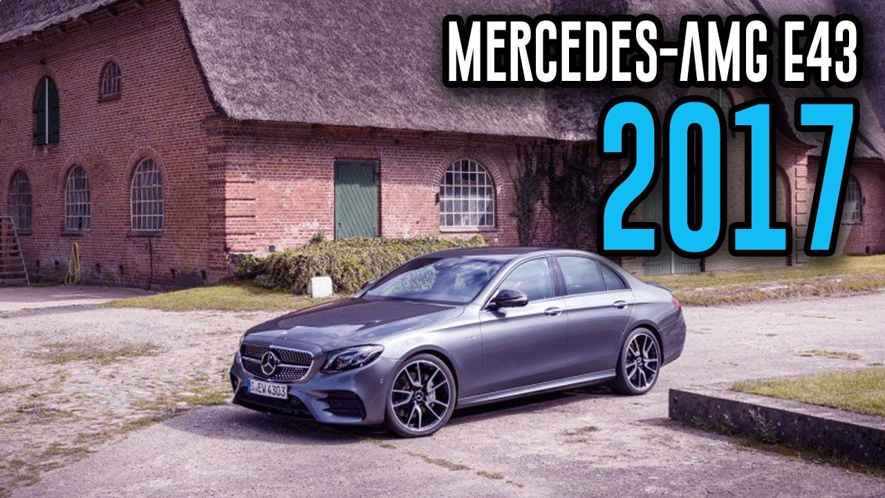 2017 Mercedes Amg E43 Crossover Coupe Review Mercedes Amg