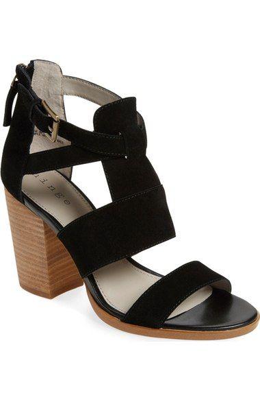 14323581207 Hinge  Cora  Block Heel Sandal (Women) available at  Nordstrom ...