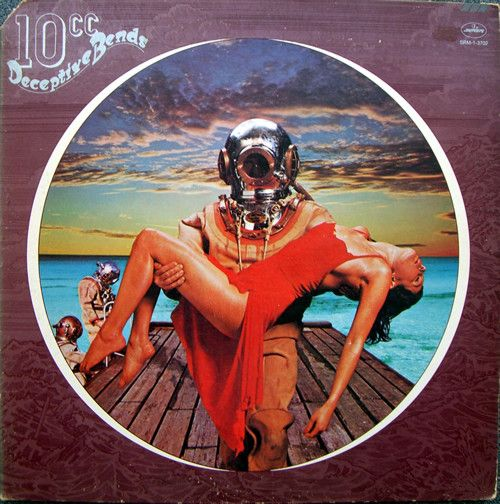 10cc Deceptive Bends Vinyl Lp Album At Discogs Album Covers Greatest Album Covers Rock Album Covers