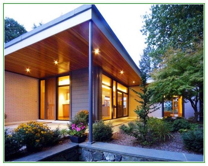 Modern Front Porch Light Httplongviewsmodern Front Porch