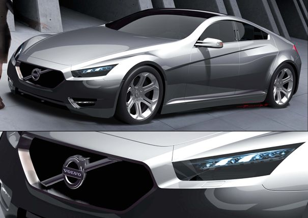 Volvo Sports Car >> Sexiest Volvo That Never Was Concept Car Friday Volvo