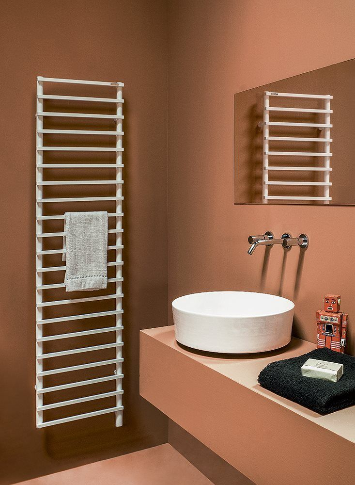 Tubes #Smart #Towel #Heater | on #bathroom39.com | #Radiator #Towel ...