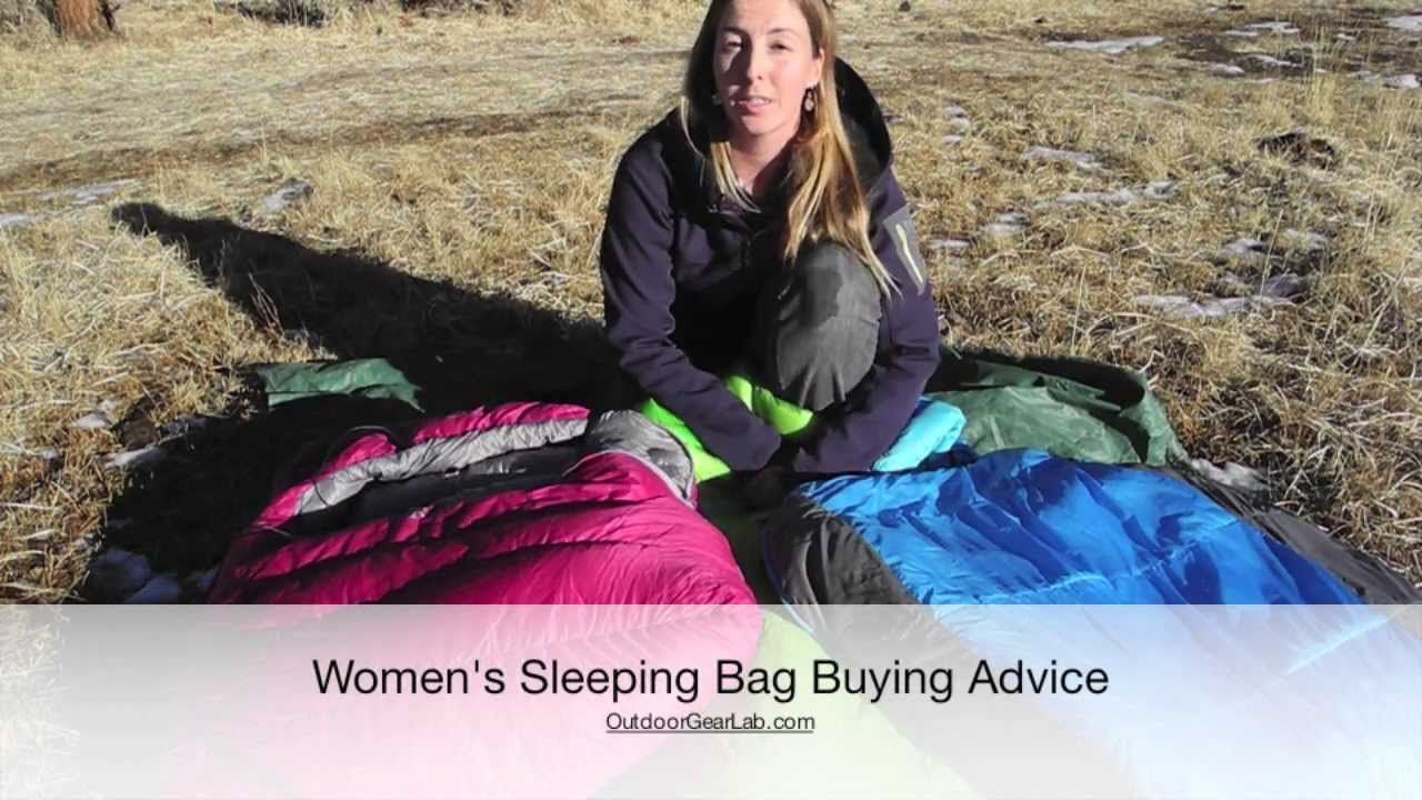 Women S Sleeping Bag Ing Advice