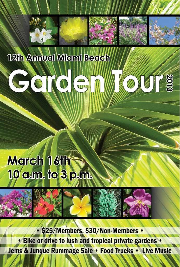 Private Garden Tour | 12th Annual Miami Beach Garden Tour