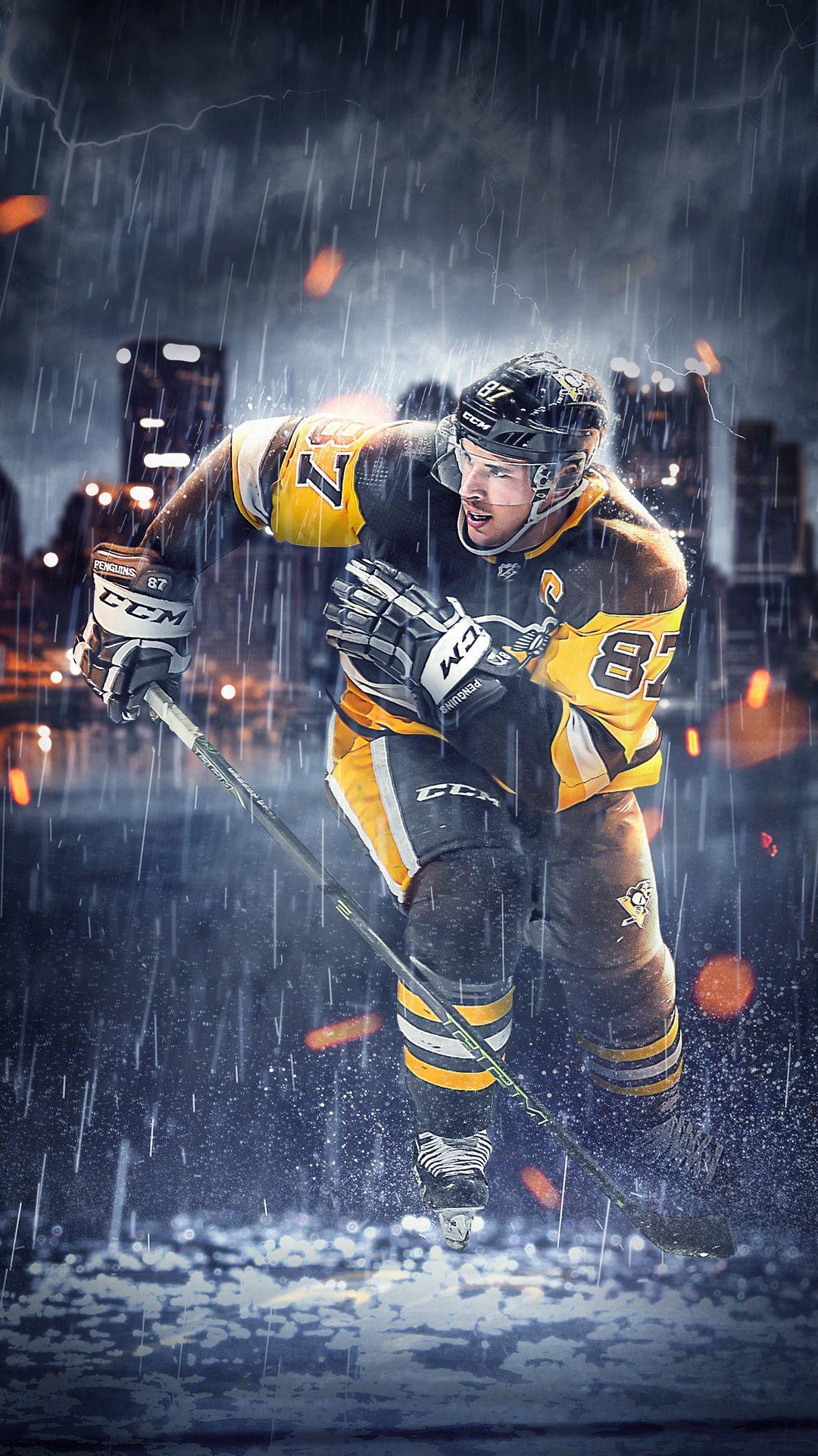 Pin Di Penguins Hockey