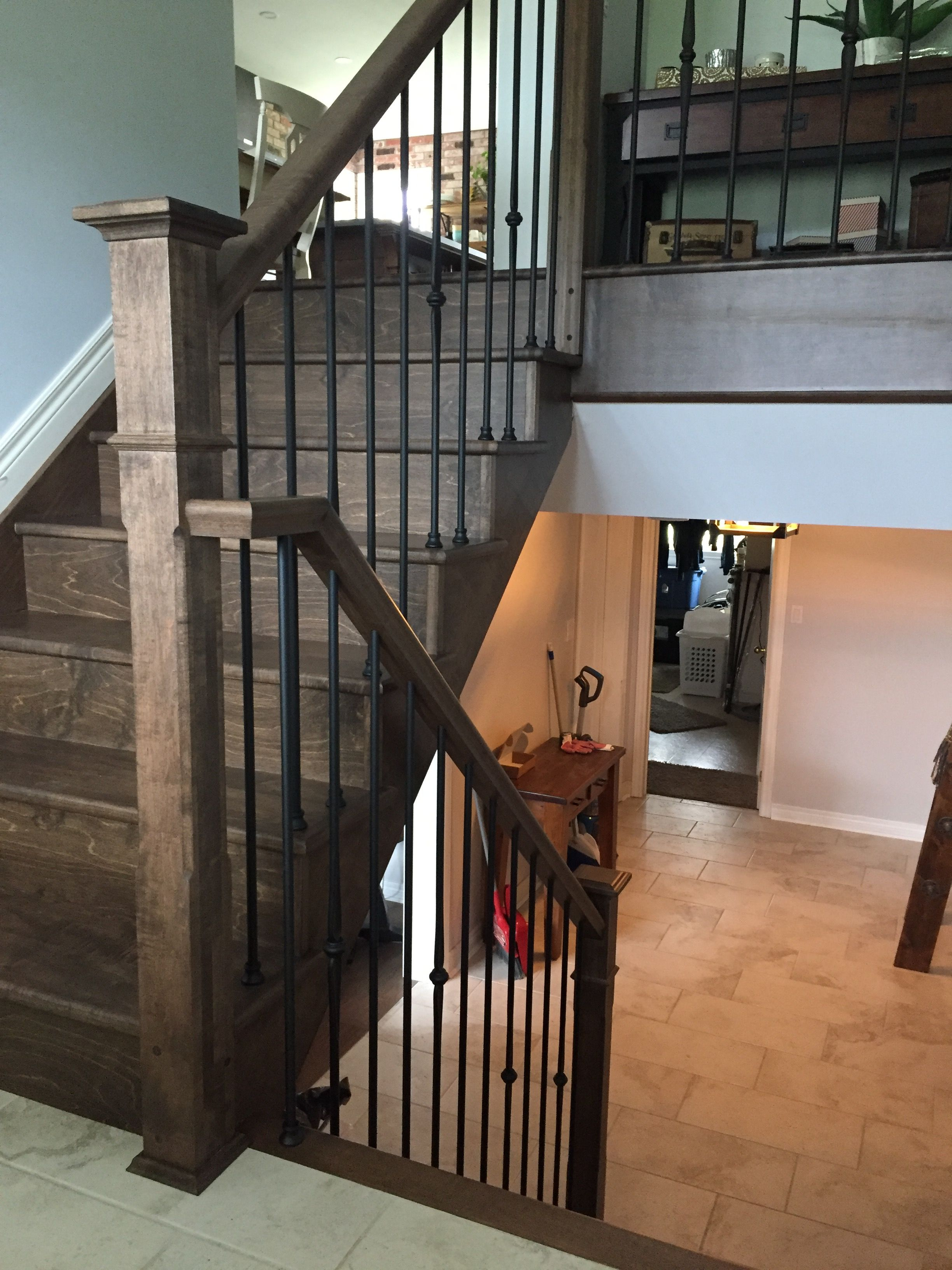 Contemporary Railings For Interior Stairs