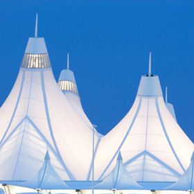 Denver International Airport Fabric Roof Fabric Roofs