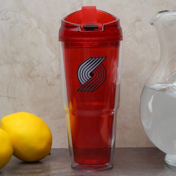 Portland Trail Blazers 22oz. Insulated Tumbler - Red