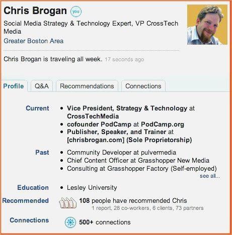 Resume Examples Linkedin Pinterest Resume examples - linkedin resume examples