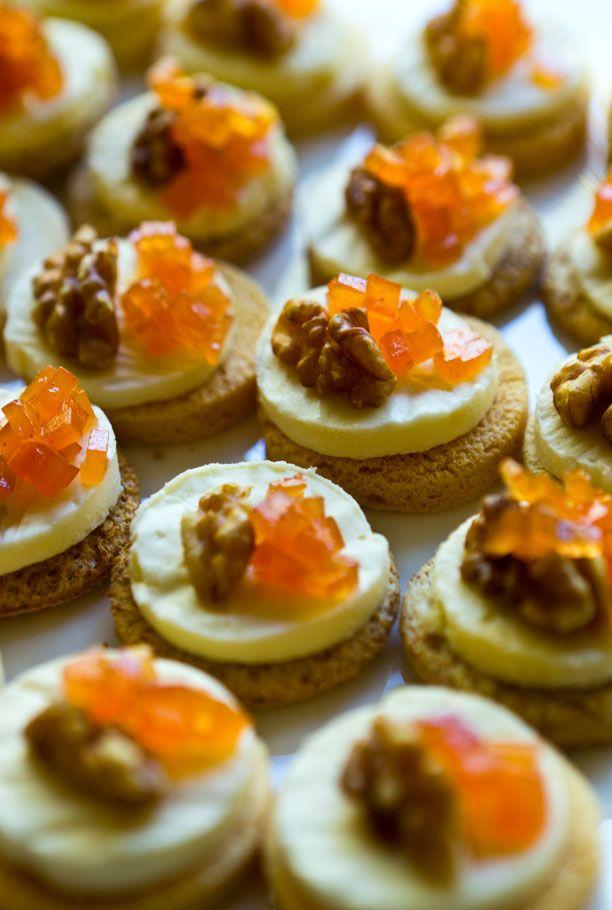 Aperitivos le chef platos pinterest noviembre for Platos aperitivos