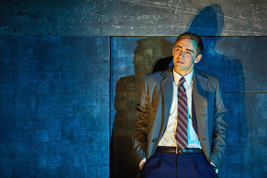 Angels In America Theater Review Lee Pace Neil Simon Theatre