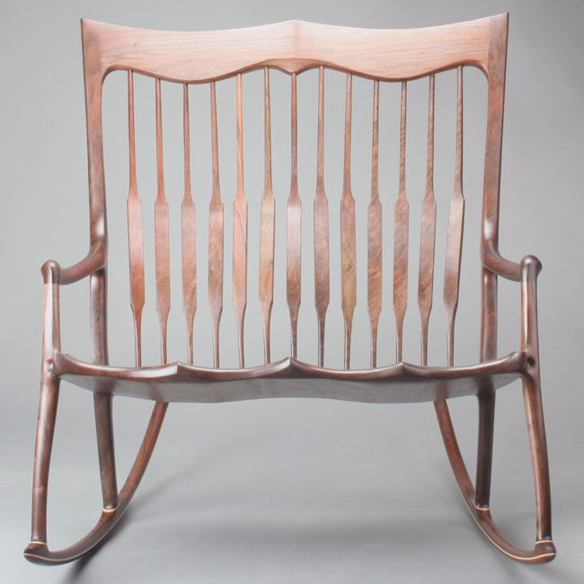 Incroyable Double Rocking Chair   Come, Let Us Grow Old Together.