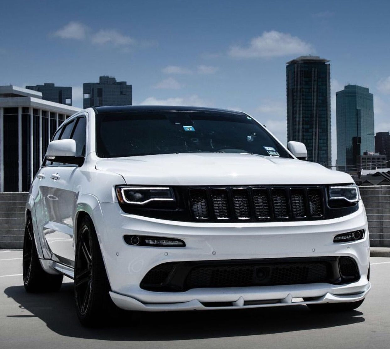 Jeep Grand Cherokee Stormtrooper Edition Jeep Srt8 Dream Cars Jeep Jeep Grand Cherokee Srt