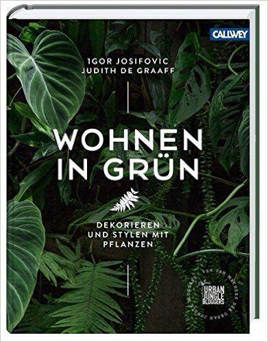 Wohnen in Grün Dekorieren und stylen mit Pflanzen Amazonde Igor